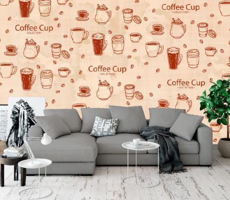 ФОТОТАПЕТ COFFEE CUP